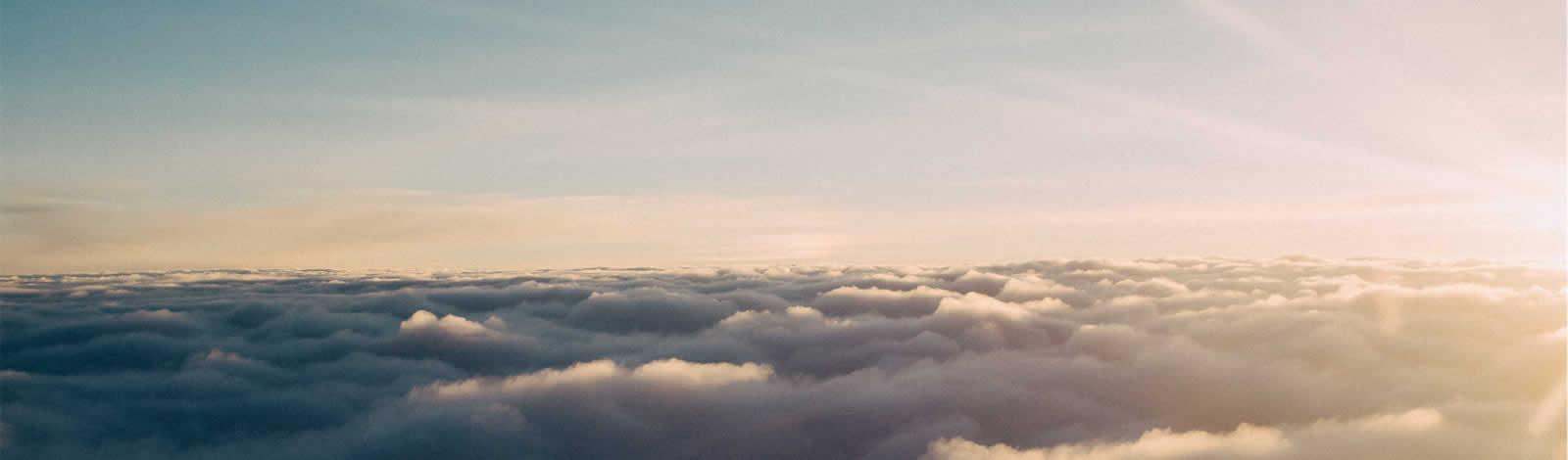 Goeie consultant in huis, ben je in de wolken?