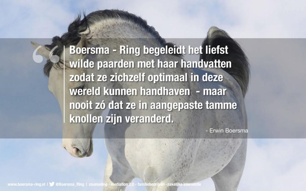 Quote van Erwin Boersma over begeleiding